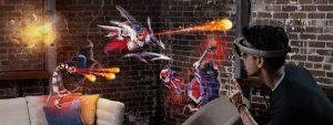 Lietajúce roboty v rozšírenej realite vďaka hre Roboraid