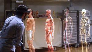 Ľudské telo v rozšírenej realite